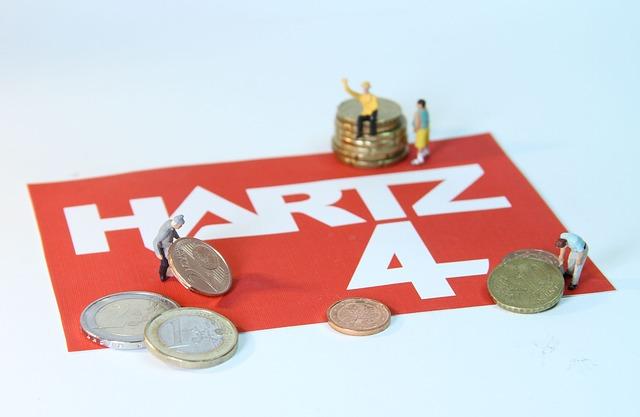 Das Phänomen der Arbeitslosigkeit unter Hartz IV