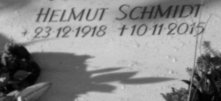"""Er war """"mein"""" Kanzler – zum Tod von Helmut Schmidt"""