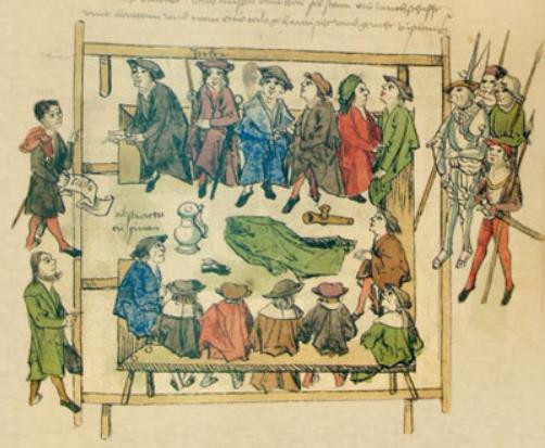 Die Grafschaft Rosdorf, ihre Grafen und ihr Gericht