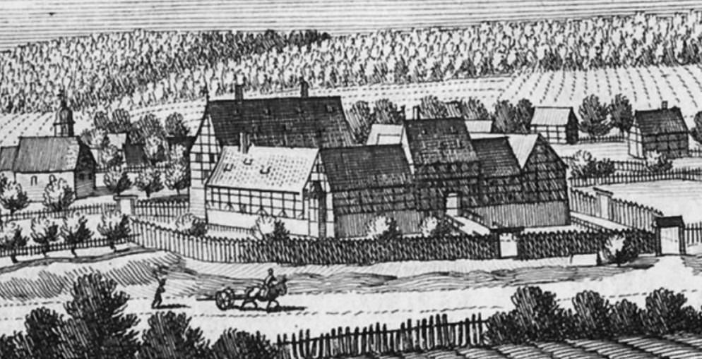 Rosdorf und die große Weltgeschichte