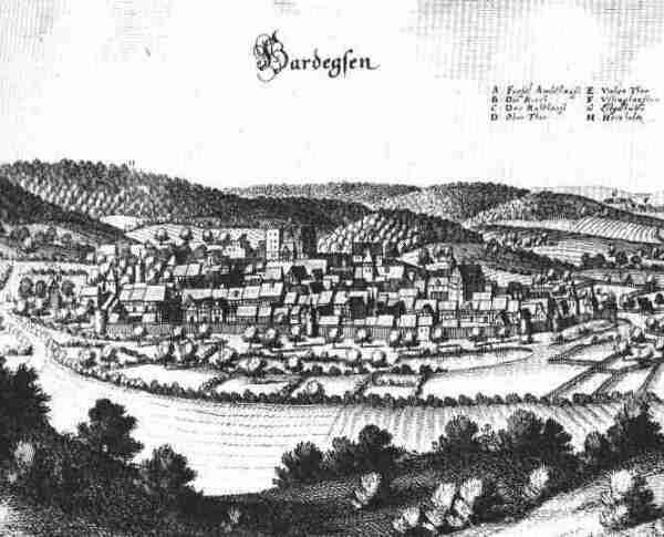Erben und Vererben im Haus Rosdorf und Seitenlinien