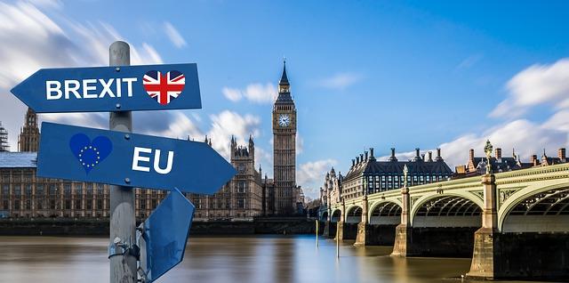 England hat die EU verlassen, Brexit done – Farewell
